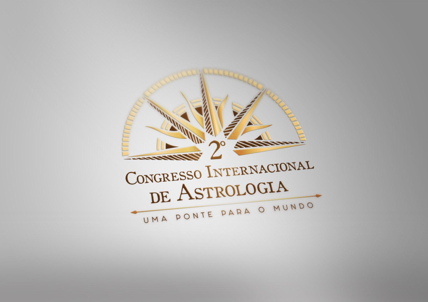 2º Congresso Internacional de Astrologia - portfolio d-sign Ana Cláudia