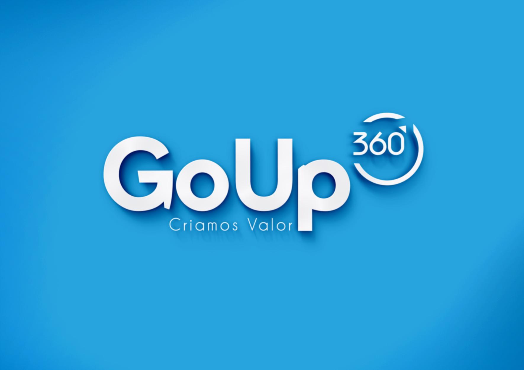 GoUp360º - portfolio d-sign Ana Cláudia
