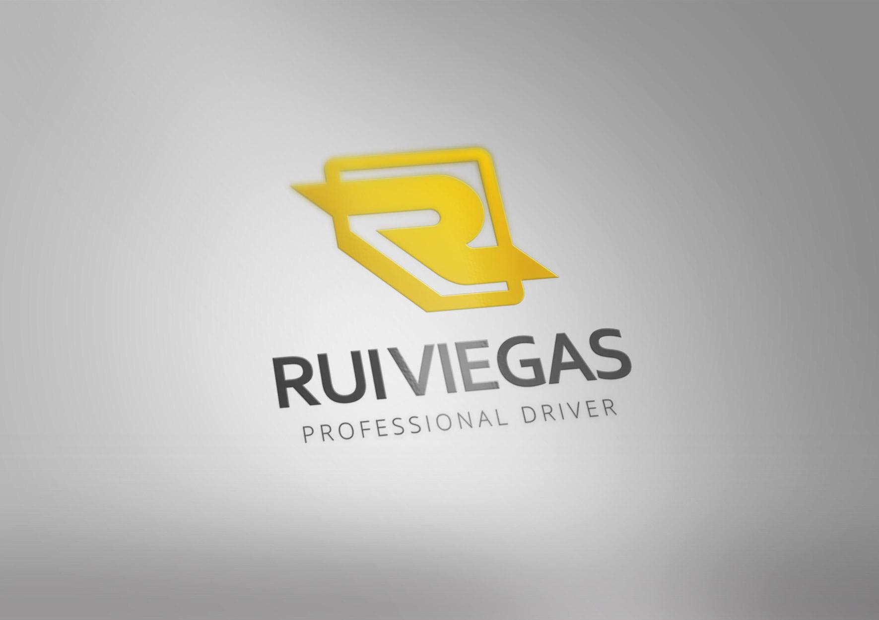 Rui Viegas Professional Driver - portfolio d-sign Ana Cláudia