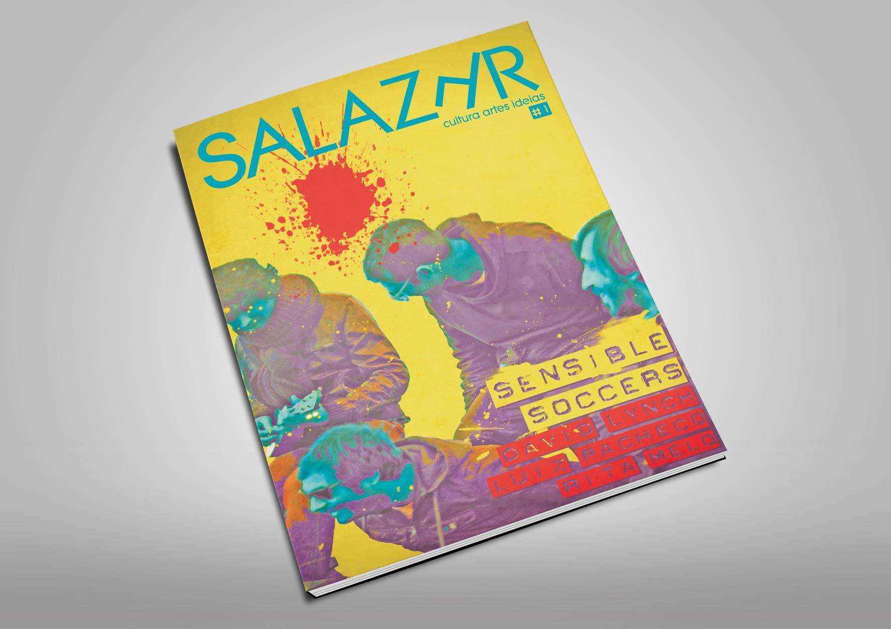 Revista Salazar - portfolio d-sign Ana Cláudia